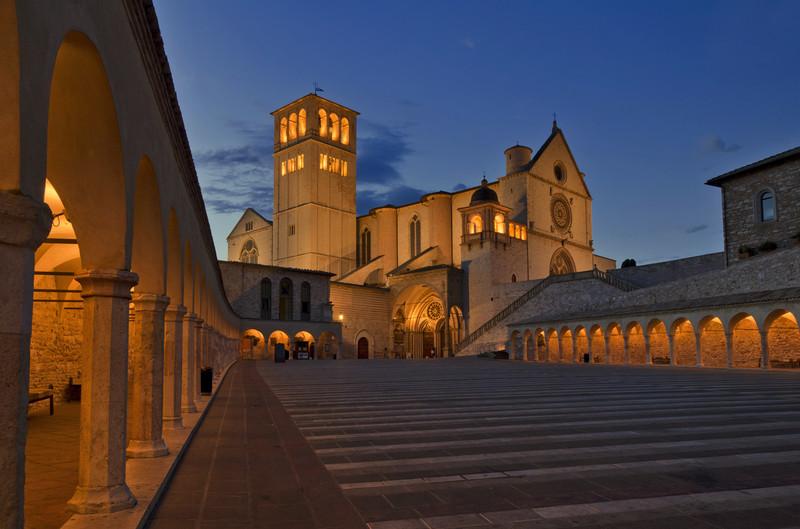 ''Ieri, oggi, domani, un canto per te, insieme a te…'' - Assisi