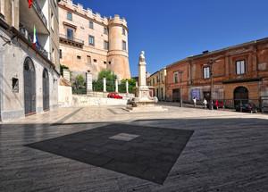 dov'è il castello? … son in Piazza Guido Compagna