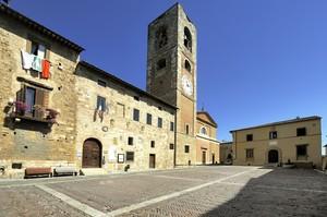 La Piazza del Borgo Antico