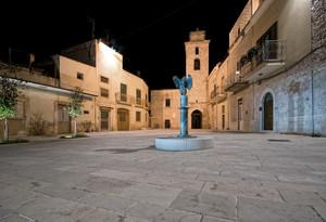 Piazzetta Santa Maria by night