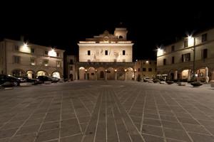 Montefalco di notte