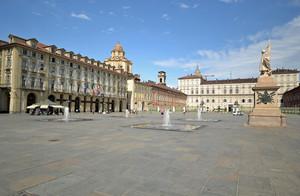 La Sindone,S. Lorenzo,Palazzo reale,Il generale, Quattro fontane,manca nessuno?