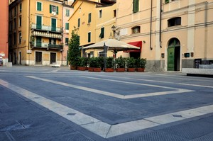 Carrara…Piazza delle erbe
