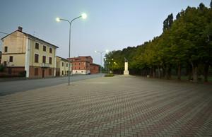 La piazza del soldato