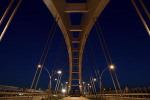 Nuovo ponte sulla stazione