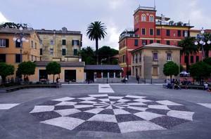 Piazza Cavour….