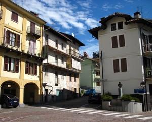 Piazza Bartolomeo Sella