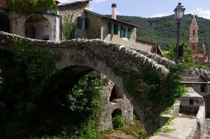 Il ponte antico…..