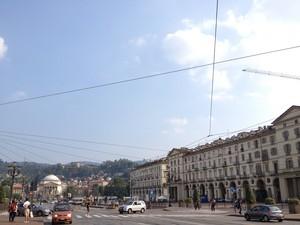 Torino Piazza Vittorio veneto