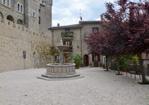 nel castello