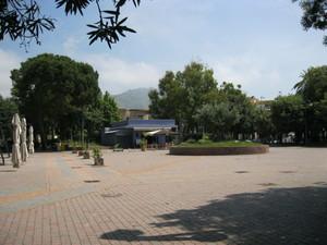 Mondragone piazza G.Schiappa