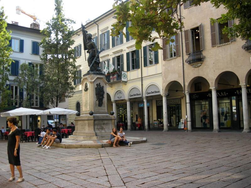 ''Varese Piazza del Podestà'' - Varese