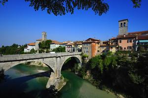 Panoramica sul ponte