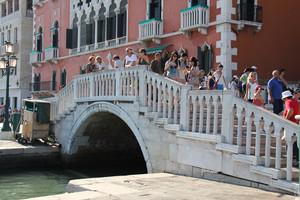 ''da una sponda all'altra'' - Venezia