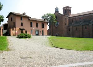 Morimondo piazza S.Bernardo