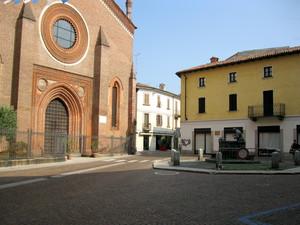 Vigevano piazza S.Francesco