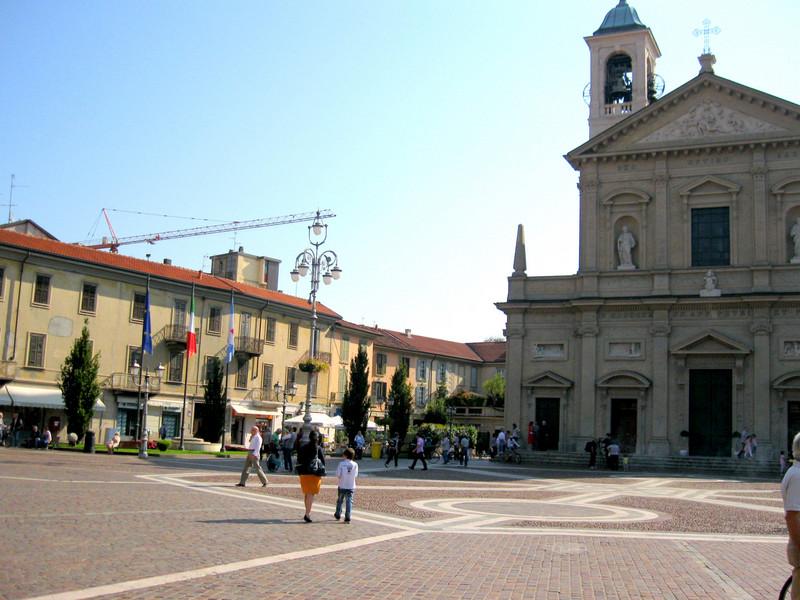 ''Varese piazza Libertà'' - Varese