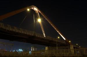 Il ponte massiccio!!