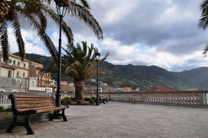 """Largo F. Forzano: """"L'angolo ideale per meditare e per respirare aria di mare"""""""