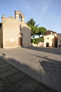 Piazza del Gesù, Viterbo