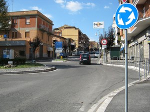 Genzano – Piazza Europa