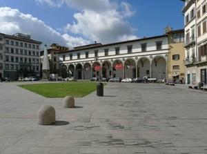 Di passaggio a Firenze