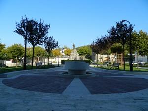 Verso il centro piazza