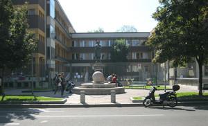 Milano piazza Fratelli Bandiera