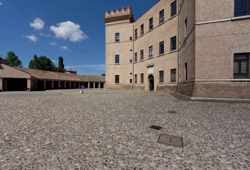 ''L'antica piazza'' - Mesola