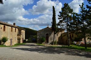 Piccola frazione di Chiusdino, Frosini