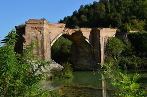 Monticiano…ponte