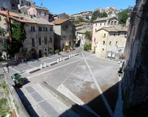 Capena, città d'arte – Piazza del Popolo