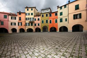 piazza Fieschi