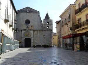 Piazza del Duomo di S. Pietro apostolo