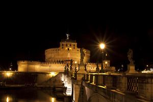 Una notte a Ponte Sant'Angelo