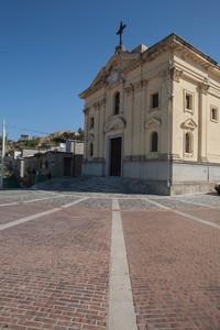 La piazzetta della Chiesa dello Spirito Santo