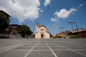 La Piazza del Vescovo Occhiuto