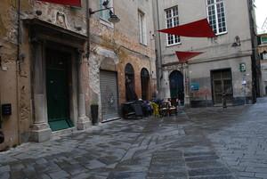 Piazza della posta vecchia