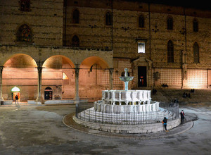Il centro monumentale di Perugia