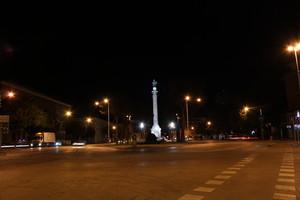 Piazzale della Vittoria by night