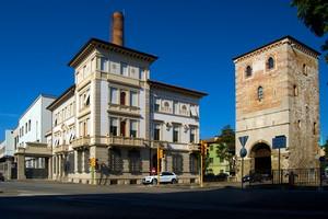 Piazzale Cavedalis