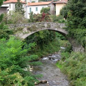Ponte sul Sanagra