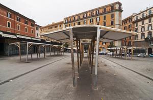 Al mercato di Trastevere