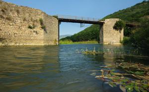 Ponte sul Trigno sotto Trivento