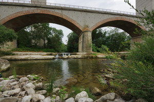 Il vecchio ponte di Sprondasino