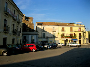 Capua Largo Porta Napoli