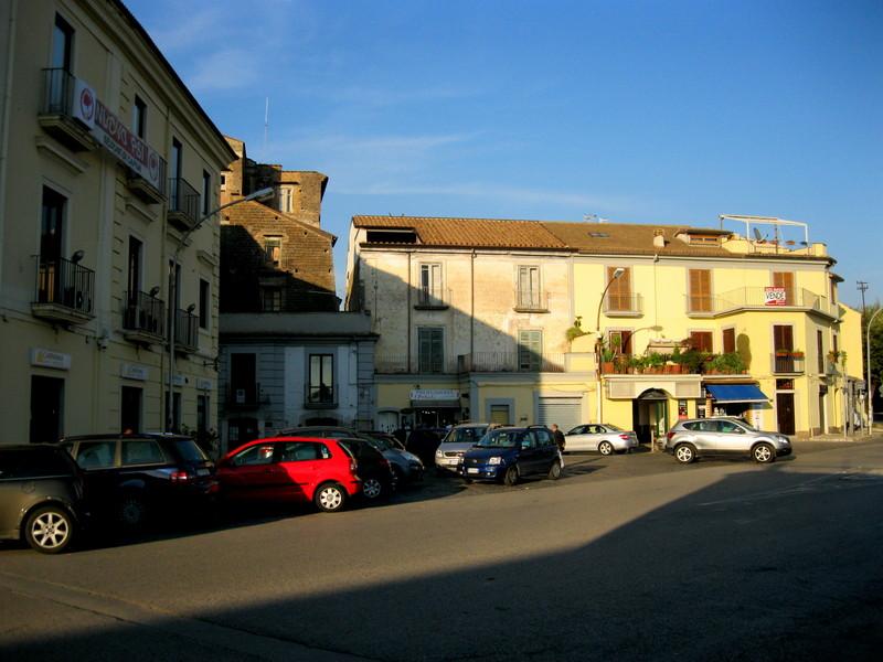 ''Capua Largo Porta Napoli'' - Capua