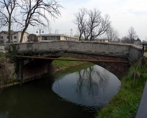 ponticello a Cassina De' Pecchi