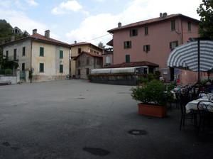 Piazza di castelveccana