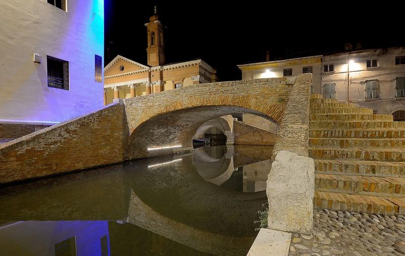 ''Andar per ponti..'' - Comacchio